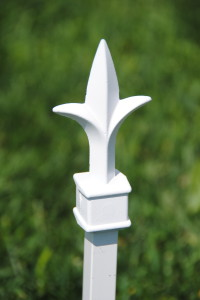 Triad Finial